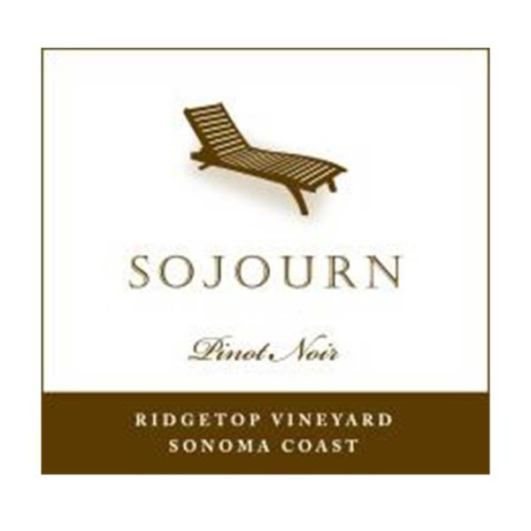 Sojourn Pinot Noir Label